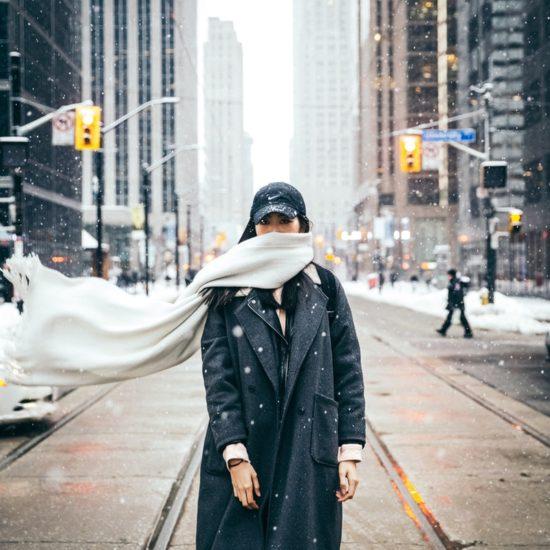 【寒さ対策について】バンクーバーの冬ってどのぐらい寒い?