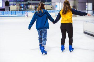 安くウインタースポーツを楽しもう!!バンクーバーのスケートスポット!
